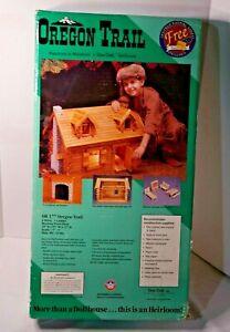 Dura-Craft Dollhouse Kit - Oregon Trail Sealed OR-177 1994 NOS