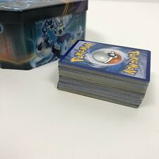 Pokemon Cards Lot 101 Trading Card Game Tin Unsearched Pikachu Set 2012 13 14