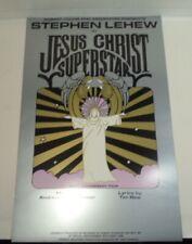 Jesus Christ Superstar 20th Anniversary Theater Poster - 22x14