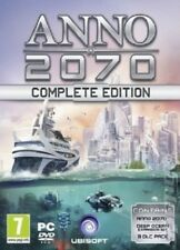 Anno 2070 Complete Edition uPlay PC Key (Digital Download, Region Free)