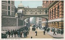 NEW YORK CITY – Bridge of Sighs showing Horse and Carriage