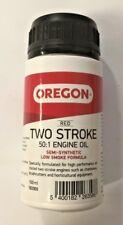 BRAND NEW | OREGON 2 STROKE OIL | 50:1 MIXTURE | 2 STROKE 1 SHOT | P/N:583069