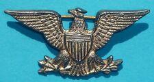 Insigne de grade de colonel américain / US War Eagle rank insignia / WWI