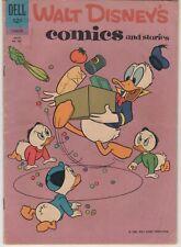 Walt Disney's Comics and Stories #262, V.22 #10, 1962 Barks Donald Duck GD-VG