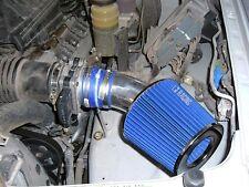 94-03 Rodeo Amigo Trooper SLX 2.2 2.6 3.2 3.5 V6 Air Intake Kit+ BLUE Filter