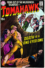 "TOMAHAWK #127 VF+ 8.5 Neal Adams Frank Thorne ""The Devil Is Waiting"" 1970"