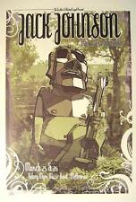 JACK JOHNSON KUNSTDRUCK VON DAYMON GREULICH - POSTER