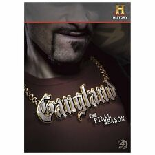 DVD: Gangland: The Final Season, The History Channel. Good Cond.: Ice-T, Snoop D