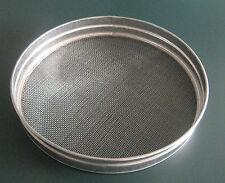 """15"""" de metal jardín Cedazo tamiz 4mm REJILLA tamaño agujero – Compost Tierra –"""