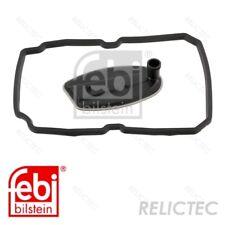 Hydraulic Filter Set, automatic transmission MB:906,W639,W210,W211,S210,W203