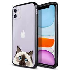 "For Apple iPhone 11 6.1"" 2019 Animal Design Hybrid Back Case Tpu Bumper Cover"