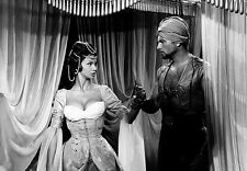 Lex Barker, Chelo Alonso - The Pirate and the Slave Girl (1959)   - 8 1/2 X 11