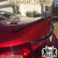 Painted PDL Style Rear Trunk Lip Spoiler Wing For 2014~19 Mazda 6 Atenza Sedan