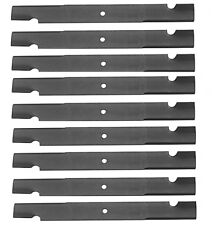 "72"" Toro Exmark Compatible Lawn Mower Blade 91-627 Hi Lift Blade - 9 Pack"