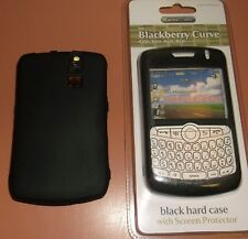 Hard shell case BI screen protector Blackberry Curve 8300, 8310, 8320, 8330