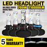 H1/H4/H7/HB4 LED Scheinwerfer Birnen Headlight Leuchte Lampen Canbus IP68 100W*2