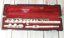 More details for yamaha yfl211s silver plated flute – student & intermediate - case