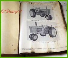 John Deere 2010 Parts Catalogpc689 Genuine Original 1964 Version Dealership