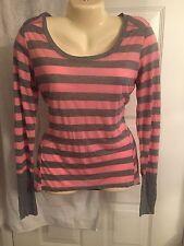 Marika tek Dry-wick Performance Wear Athletic Shirt Long Sleeve Size Medium