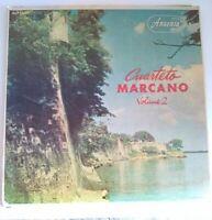 Cuarteto Marcano Volume 2 ANSONIA ALP-1227 LP VG+ #2421