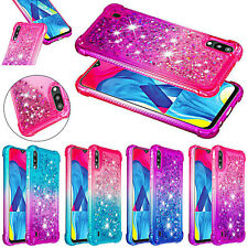 Glitter Cover Quicksand Case Side Diamond For iPhone X XR XS Max 7 8 6 6s Plus