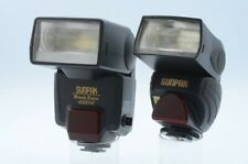 SET Bargain Sunpak Pz40X + 4000AF Power FLASH 16589