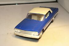 1963 Chevrolet Impala Model Car AMT Craftsman Series Made in USA  Free Shipping