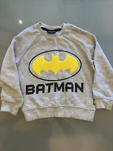 Batman jumper Age 3-4 Years