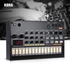 KORG VOLCA BEATS Synthesizer with MIDI Analog Rhythm Machine High Quality E9V1