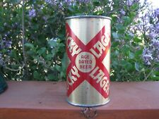 *Clean* Early LUCKY LAGER Old Flat Top Beer Can