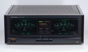 ONKYO Integra M-5590 Power Amplifier *RARE* 220/230V!