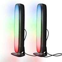 Monster Portable Smart Wi-Fi  LED Light Bar – 2 Pack