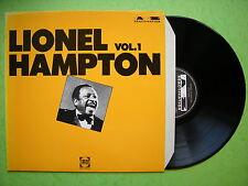 Lionel Hampton Vol.1, PRT Records JR102 Ex+ Condition Vinyl LP
