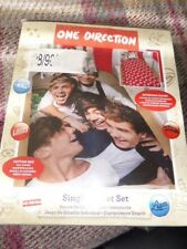 ONE Direction Reversibile Singolo Copri Piumone