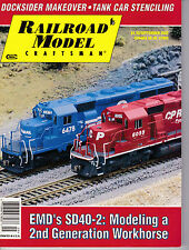 Railroad Model Craftsman - September 2002 Magazine - Back Issue