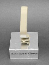 BALLON BLEU DE CARTIER SMALL ALUMINIUM WATCH DISPLAY STAND PRE-OWNED