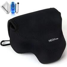 Neoprene Camera Case Bag for Sony Alpha a6500 ILCE-6500 with 16-70mm Lens-01
