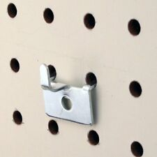 Pegboard Utility Notch Hook - Picture Hanger for Slatwall & Peg Wall