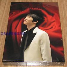 PARK YUCHUN in Miss.Ripley JYJ OFFICIAL PHOTOBOOK + DVD + CLEAR FILE PREMIUM BOX