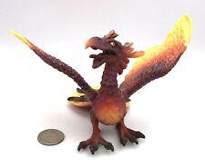 Schleich PHOENIX Fire Bird Fantasy Figure 70200 Ritter 2004 Retired