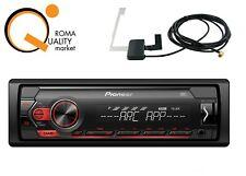 Pioneer Mvh-s220dab - senza Parti Mobili Media Lettore con Dab/dab USB AUX