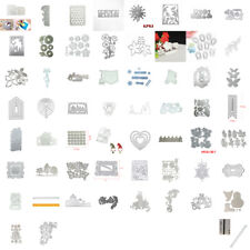 Metal Cutting Dies Stencils Craft Scrapbooking Album Paper Card Gift DIY