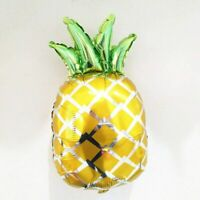 """2 Counts Foil Pineapple 30""""  Super Shape Mylar Balloon Party Decoration 1 Pack"""