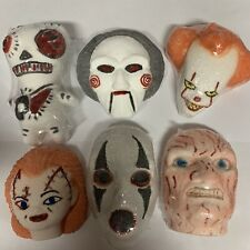Bath Bomb Gift Set 4 Gothic Halloween Scary Bath Bombs With Scary Clown