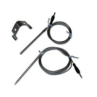 Replacement Temperature Probes for Wireless Thermometers iGrill Thermopro Cappec