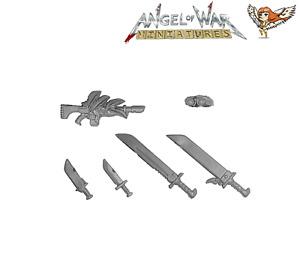 40K Bitz Astra Militarum Heavy Weapon Catachan Camouflage Weapons & Accessories