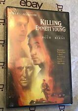 Killing Emmett Young (DVD 2003) Brand New! Scott Wolf   Tim Roth   Gabriel Byrne