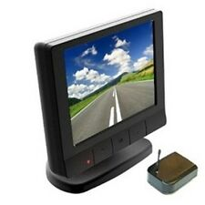 "Parksafe PS006W 3.5"" Colour Car Van Reversing Screen Monitor Wireless"