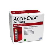 ACCU- CHEK PERFORMA 700 TEST STRIPS NEW STOCK - NOVEMBER 2018