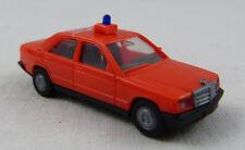 "Mercedes-Benz 190 E Feuerwehr ""Florian AG-200"" Herpa 1:87 H0 ohne OVP [G23]"